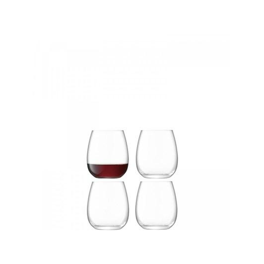 LSA Borough Stemless Glass x 4 455ml