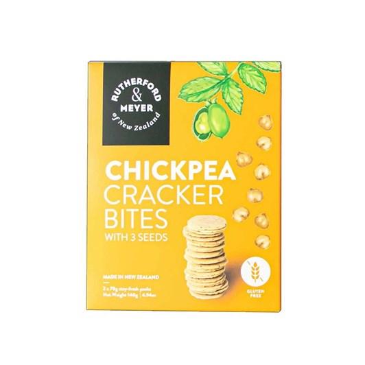 Rutherford & Meyer Cracker Bites - Chickpea