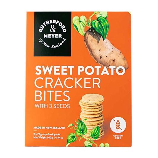 Rutherford & Meyer Cracker Bites - Sweet Potato