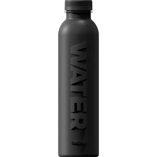 Bottle Up Spring Water In Reusable Bottle Black 500Ml   12