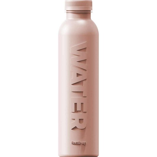 Bottle Up Spring Water In Reusable Bottle Pink 500Ml   12