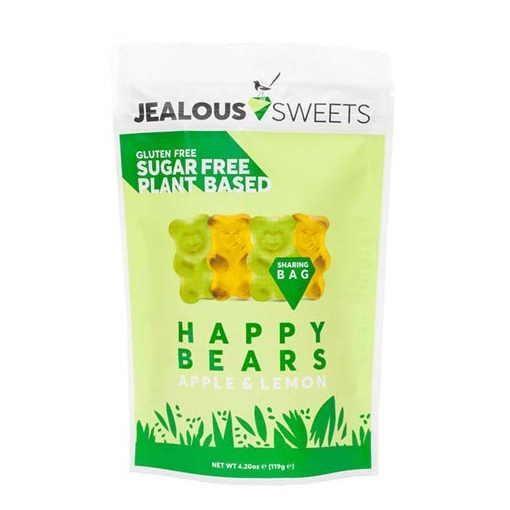 Jealous Happy Bears Sugar-Free 119G