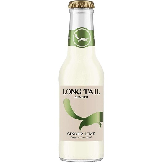 Long Tail Mixers Ginger Lime 500Ml
