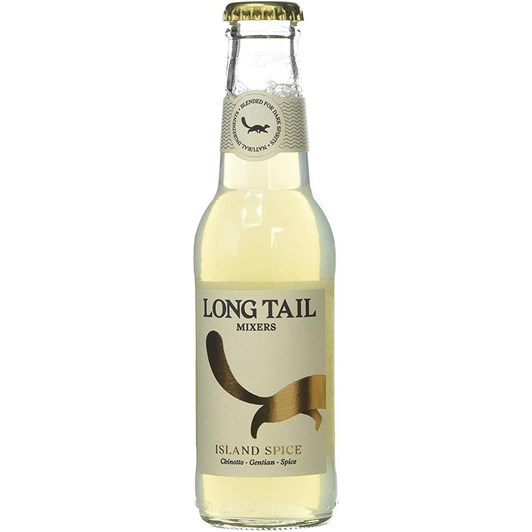 Long Tail Mixers Island Spice 500Ml