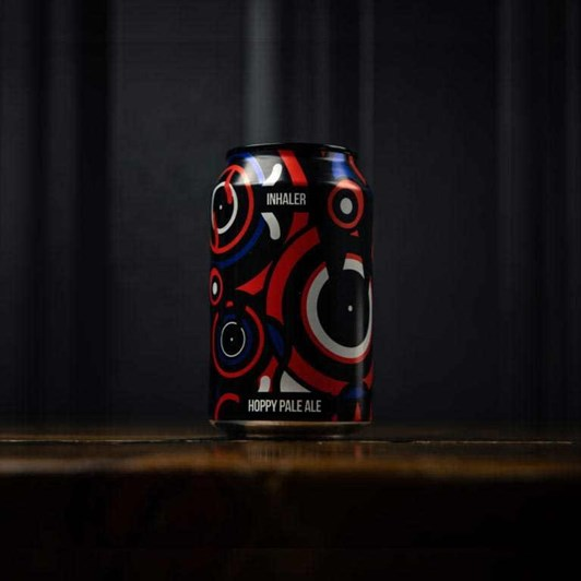 Magic Rock Inhaler Juicy Pale Ale 330Ml Can