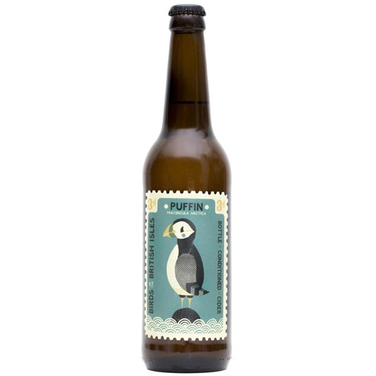 Perry's Cider Puffin Cider 500Ml Bottle