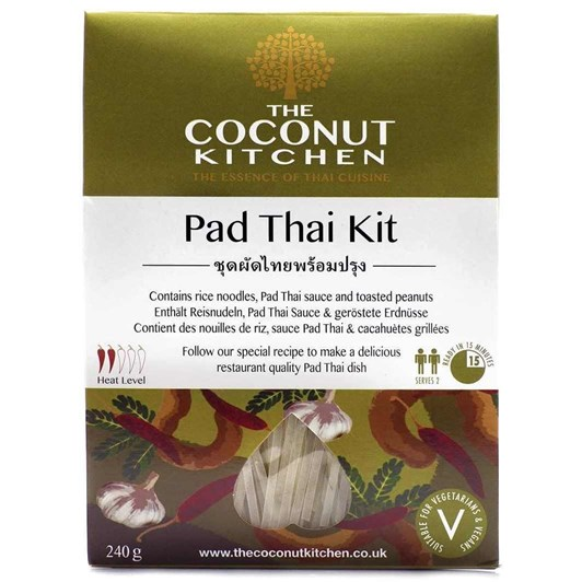The Coconut Kitchen Pad Thai Cooking Kit For Two