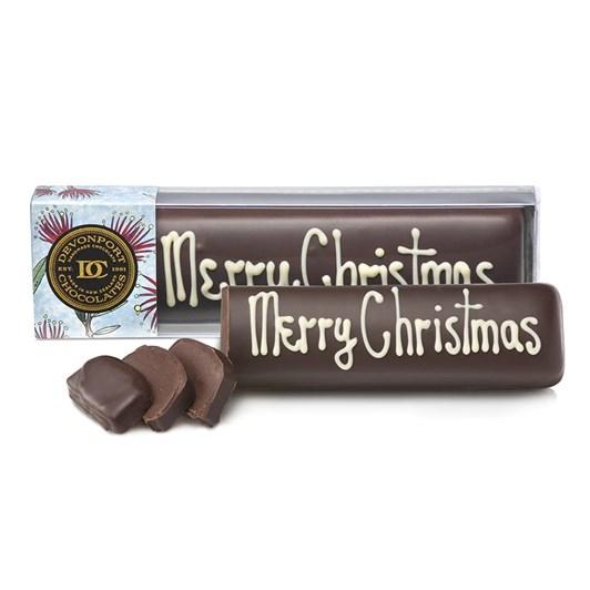 Devonport Chocolates Merry Christmas Truffle Slice 180g