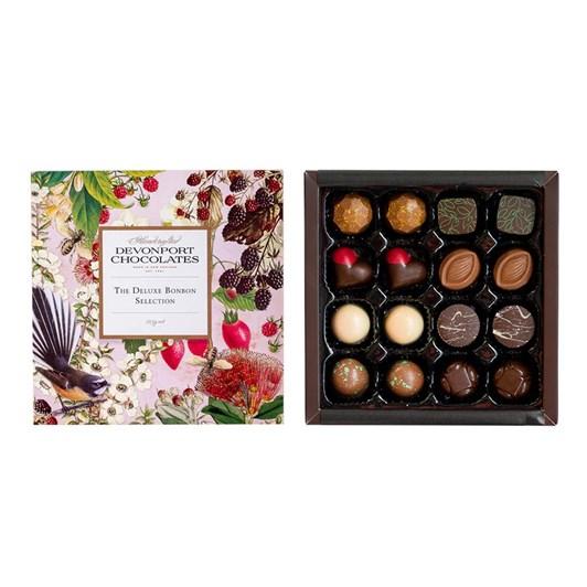 Devonport Chocolates Vintage Kiwiana Deluxe Bonbon Selection 215g