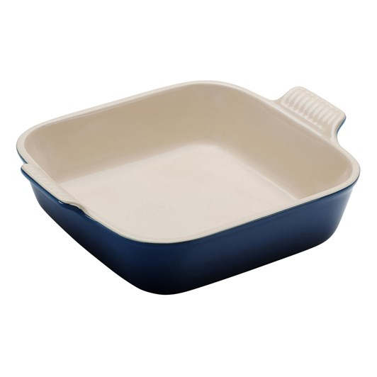 Le Creuset Heritage Deep Square Dish 23 Ink