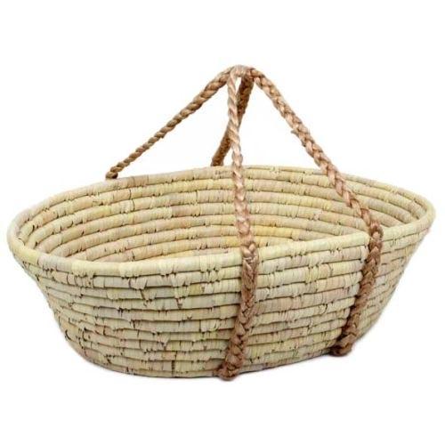 Trade Aid Large Dolna Basket 57x33cm - na