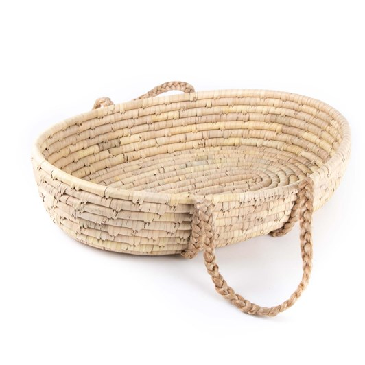 Trade Aid Large Dolna Basket 57x33cm