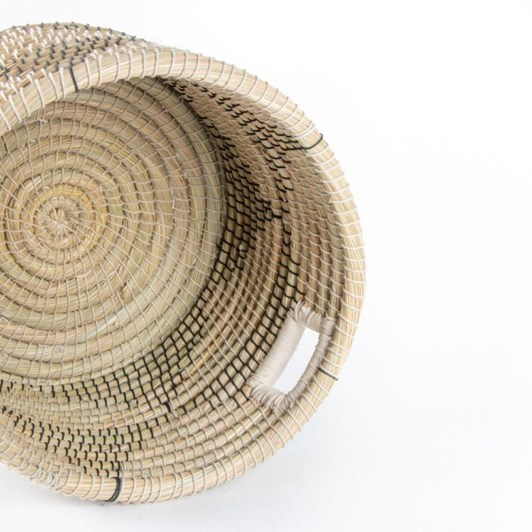 Trade Aid Storage Basket 40x30cm