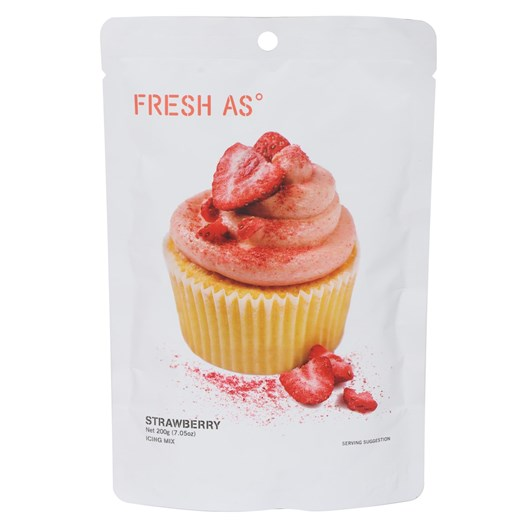 Fresh As Icing Mix 200G - Strawberry