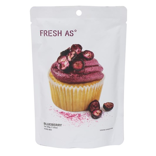 Fresh As Icing Mix 200G - Blueberry