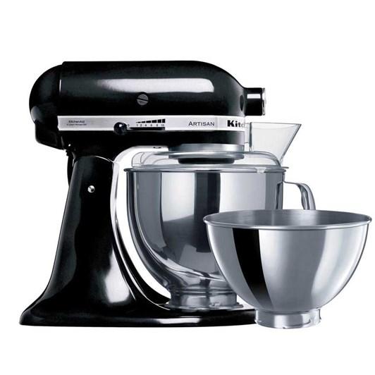 Kitchenaid KSM160 Artisan Mixer - Onyx Black