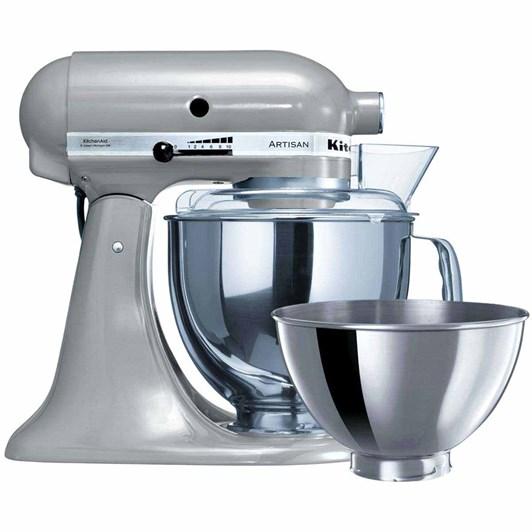 Kitchenaid KSM160 Artisan Mixer - Contour Silver