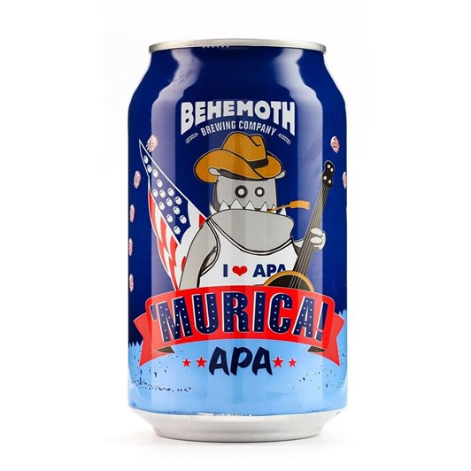 Behemoth 'Murica APA 6% 330ml