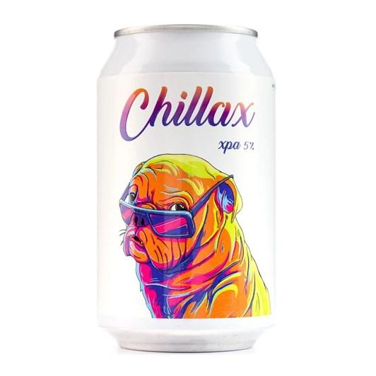 Double Vision Brewing 'Chillax' XPA 5% 330ml