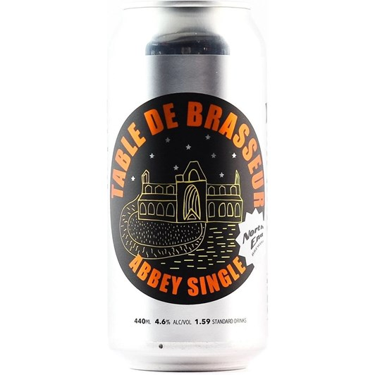 North End Brewing Table Belgian Blonde 4.6% 440ml