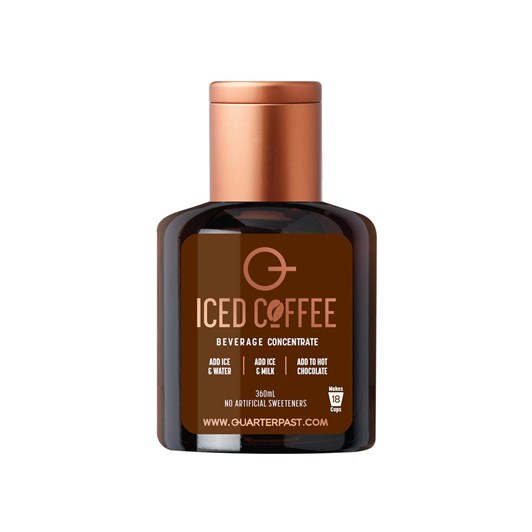 Quarterpast Iced Coffee Concentrate - 360ml
