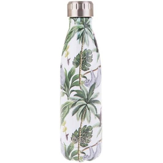 D.Line Oasis S/S Insulated Drink Bottle 500ml Boho Elephants