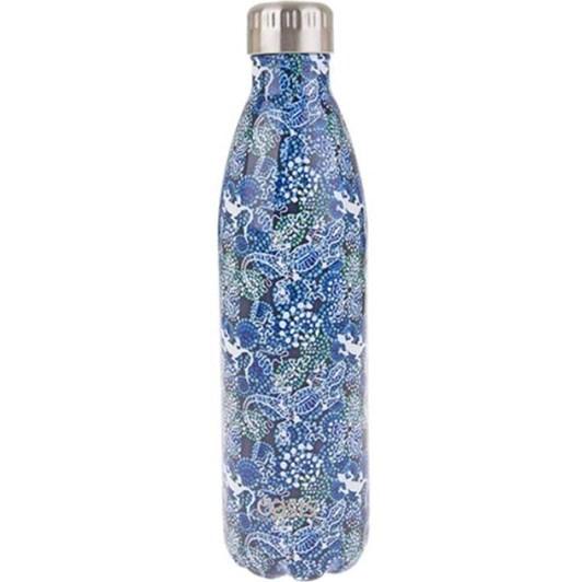 D.Line Oasis S/S Insulated Drink Bottle 500ml Goanna