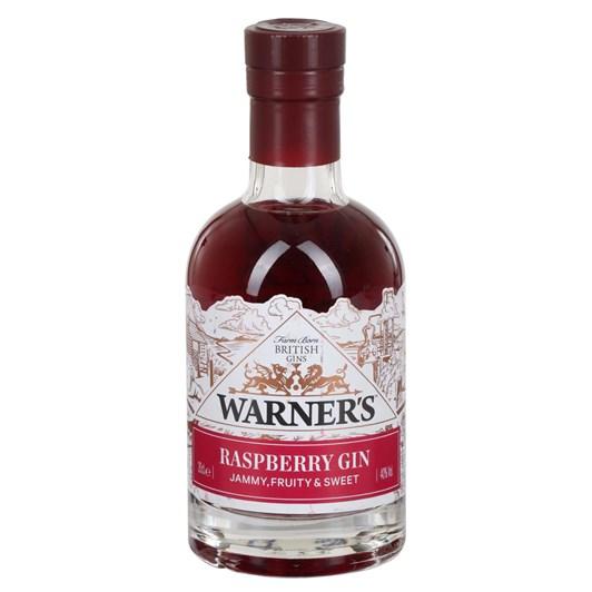Warner's Raspberry Gin 200ml