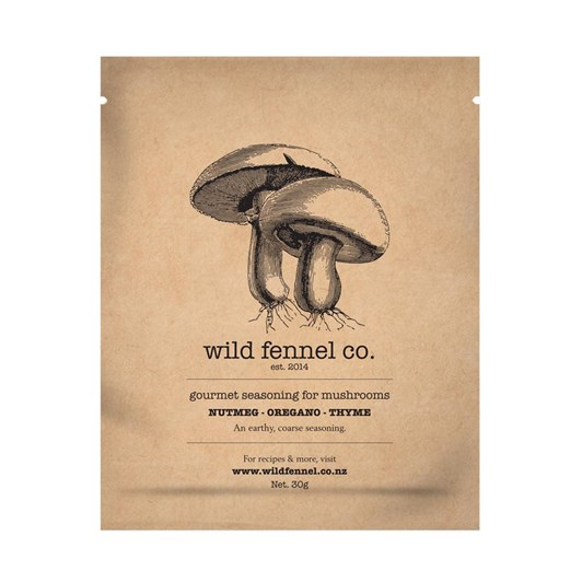 Wild Fennel co. Mushroom Seasoning 30g