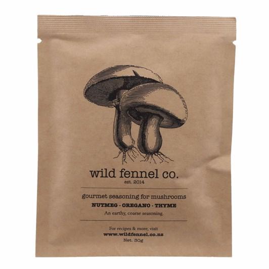Wild Fennel co. Mushroom Seasoning 30g