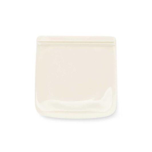 Porter Reusable Silicone Bag 1L - Cream