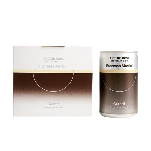 Archie Rose Espresso Martini 120ml x 4 pack