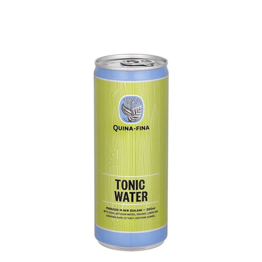 Quina Fina Tonic Water 250ml Can