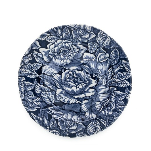 Burleigh Hibiscus Lunch Plate 21.5Cm