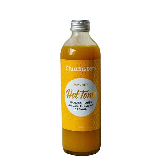 Immunity Chia Sisters Hot Tonic 350ml