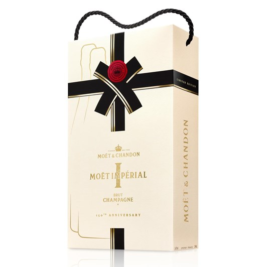 Moet & Chandon Imperial Twin Pack 750ml x2