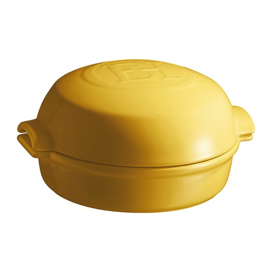 Emile Henry Cheese Baker Provence Yellow 17cm