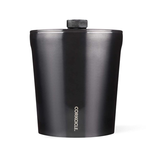 Corkcicle Metallic Ice Bucket Gunmetal