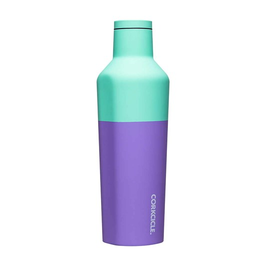 Corkcicle Colour Block Canteen Mint Berry 475ml