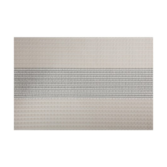 Maxwell & Williams Table Accents Woven Lurex Placemat 45x30cm Cream
