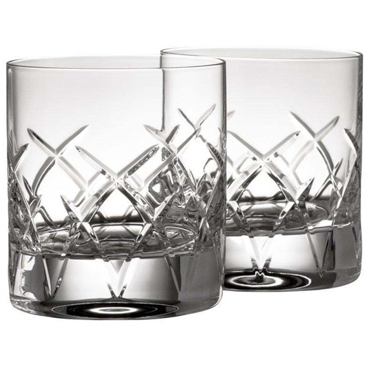 Galway Crystal Mystique D.O.F. Pair