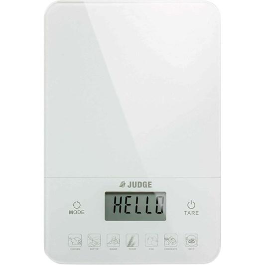 Judge Digital Diet Scales - 10Kg