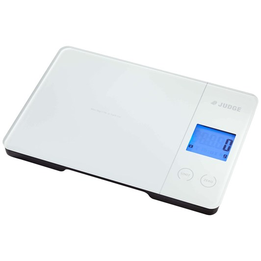 Judge Digital Touch Control Scales - 5Kg