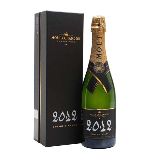Moët & Chandon Grand Vintage 2012 Gift Box