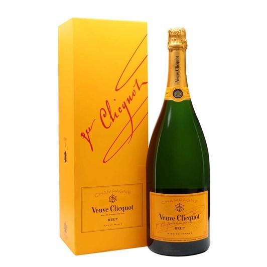 Veuve Clicquot Yellow Label Brut Gift Box