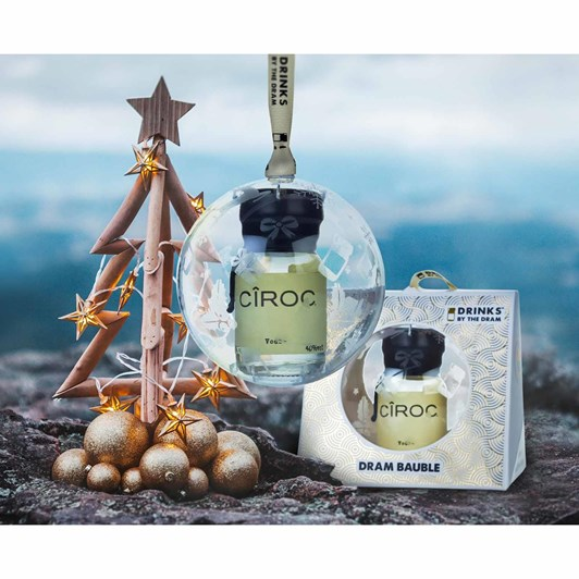 Ciroc Vodka Bauble 30ml