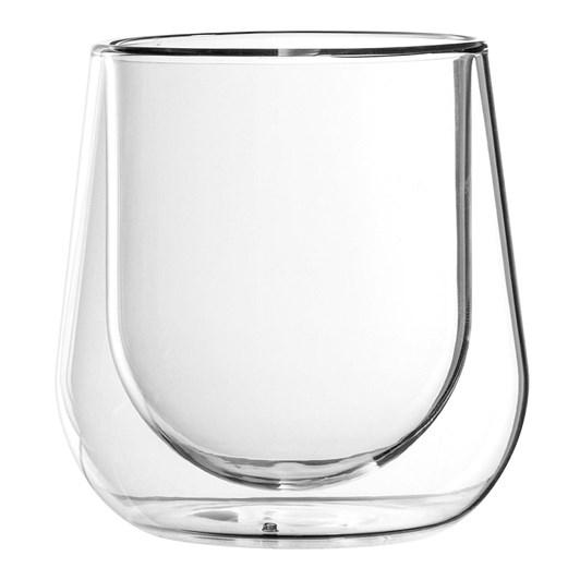 Di Antonio Double Walled DOF Glass 300ml - Pair