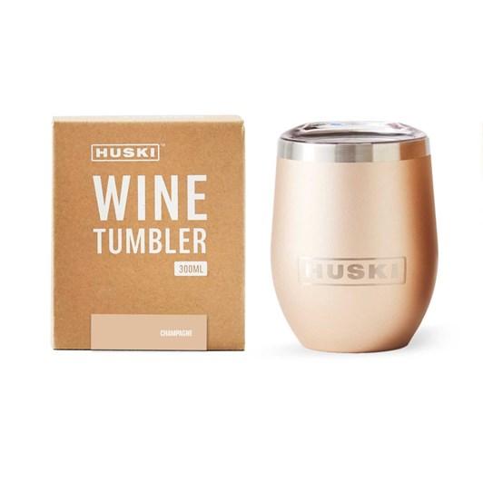 Huski Wine Tumbler Champagne