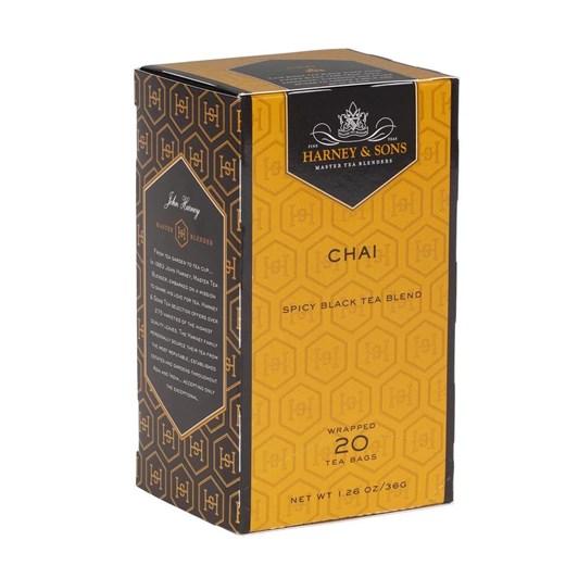 Harneys Chai Teabags - Box of 20