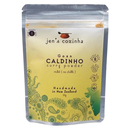 Jen's Goan Caldinho Curry Powder 50g